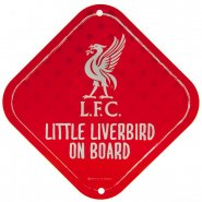 Ливерпуль Металлическая табличка Little Liverbird
