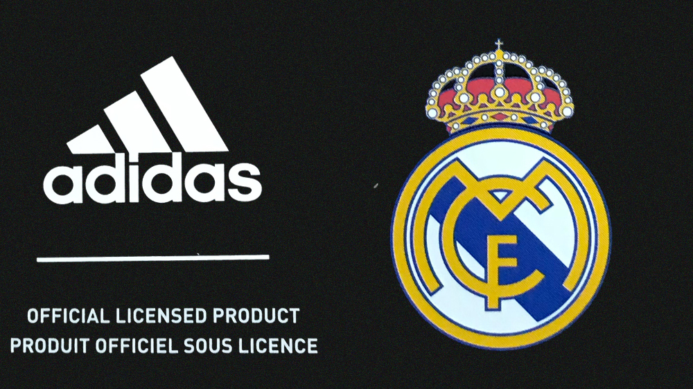 Голограмма Гетры Adidas Home Socks 2018-19 ФК Реал Мадрид